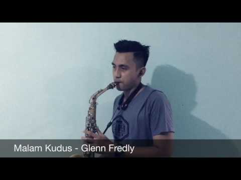 Malam Kudus - Glenn Fredly (alto saxophone cover)