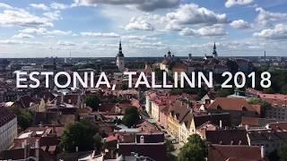 Budget travel to Estonia, Tallin 2018