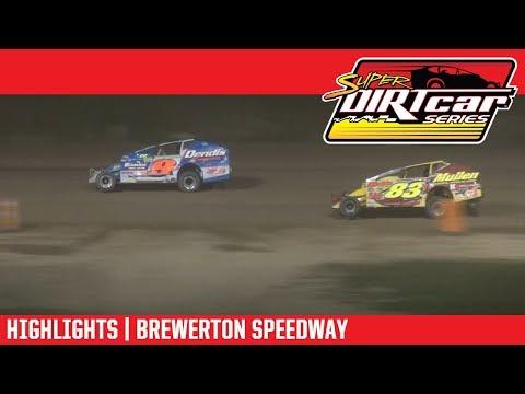 Super DIRTcar Series Big Block Modifieds Brewerton Speedway September 14, 2018 | HIGHLIGHTS