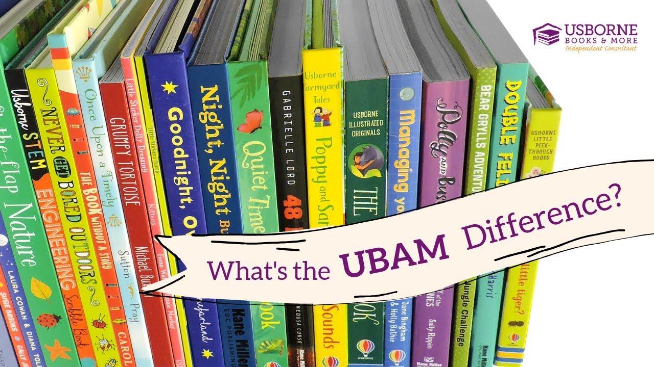 Ubam Programs Story Tamer Books