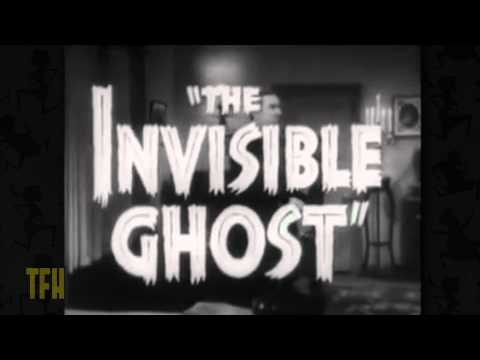 Joe Dante on THE INVISIBLE GHOST