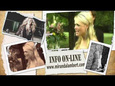 Miranda Lambert's Roadside Bars and Pink Guitars Tour!