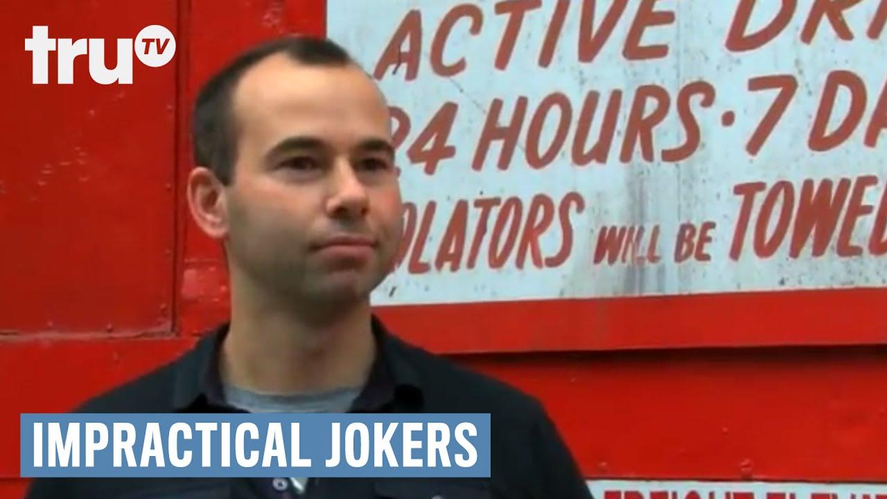 how did the impractical jokers meet