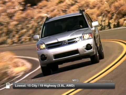 2008 Mitsubishi Endeavor Used Car Report
