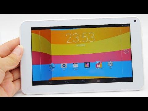 Недорогой, но мощный 7-дюймовый QUAD CORE планшет Cube U25GT из Китая (Aliexpress)
