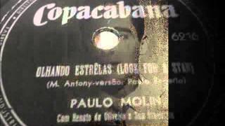 Olhando estrelas (Look for a star)- Paulo Molin - 1961