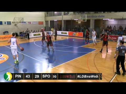 #LDBnaWeb - Pinheiros x Sport Recife