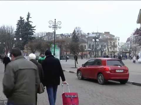 Вулиця. Івано-Франківська Ратуша