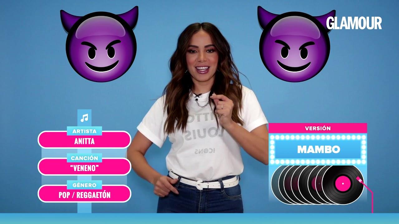 Nuevas versiones de las canciones de Anitta  | Glamour México y Latinoamérica