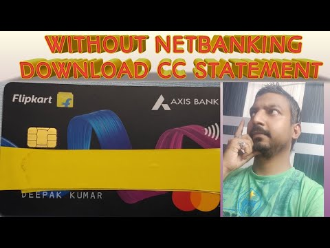 Axis Bank Credit Card Statement Download | Axis Bank Credit Card Statement Kaise Nikale