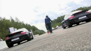 Porsche 911turbo S Pdk Vs Porsche 911 Turbo Pdk