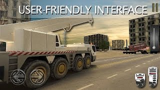 Heavy Equipment Transporter 3D - Gameplay Android