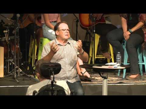 Pastor Phil & Lenore Camden share on Motor Neurone Disease and their faith Part 5