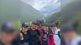 Elsa Pataky y las espectaculares vistas de Nueva Zelanda