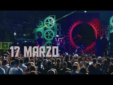 Ivan Granatino in concerto - 17 Marzo Napoli Casa della musica (Palapartenope) Ingranaggi L'evento