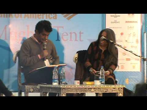 JLF 2012: Mohammed Hanif Book Reading