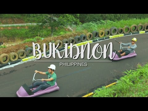 Gopro 5: Extreme Adventures in Bukidnon Philippines Dahilayan Forest Park Resort