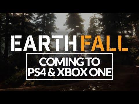 Earthfall - Console Announcement Trailer