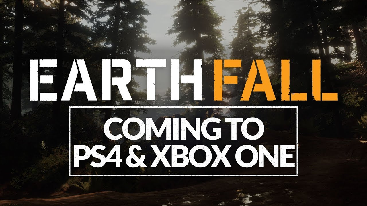 Earthfall - Console Announcement Trailer