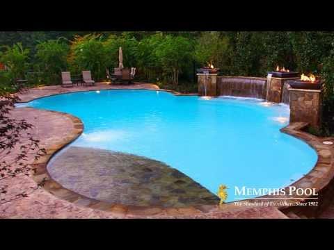 Memphis Custom Pool Builder | Swimming Pool Remodeling ...