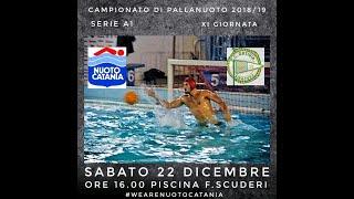 Nuoto Catania - CC Ortigia Siracusa