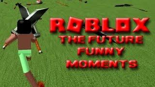 Roblox - The Future - Funny Moments [Subtitles]