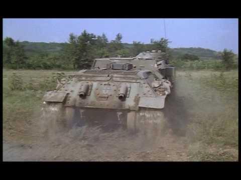 Die Galgenvögel Panzergefecht (Deutsch/German)