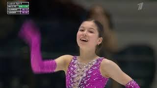 Alysa Liu World Junior Championships ЮЧМ 2020 Короткая программа SP