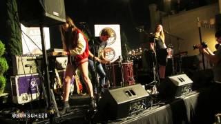 haim go slow live at hollywood tower hotel 10172013