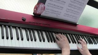 32歳からはじめるピアノ 2ヶ月目 MISIA 銀河