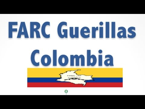 FARC Guerrillas - Colombia Peace Deal - UPSC/IAS/PSC - Burning Topics