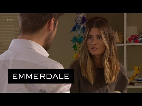 Emmerdale - Joe Proposes to Debbie But Will She Accept?