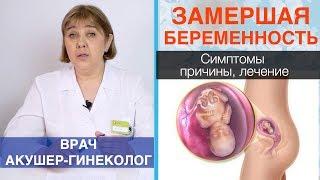 Замершая беременность - симптомы, диагностика, причины и лечение.