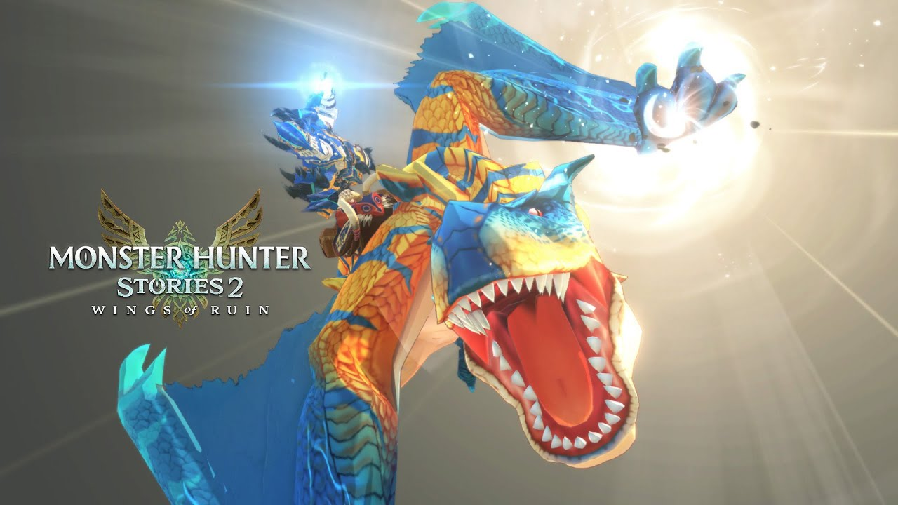 Monster Hunter Stories 2 - Available Now