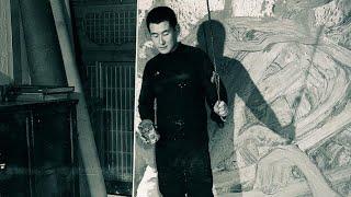 Kazuo Shiraga: Looking Beyond the Brush
