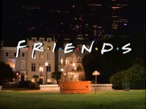 Image result for friends season 1 title card