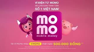 Ví MoMo - Có Thanh Toán Là Có Hoàn Tiền | Official TVC (15s)