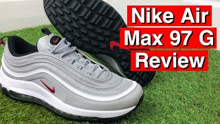 Nike Air Max 97 Golf Shoes Review