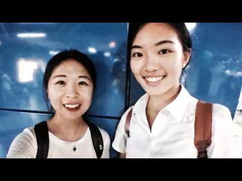 VLOG// Travel to Japan: 2017.8.9