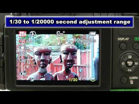 Understanding the Panasonic Lumix FZ150, Shooting video - part 1