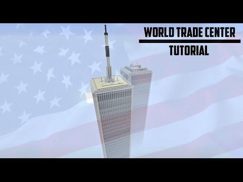 World Trade Center Tutorial (Minecraft Xbox)