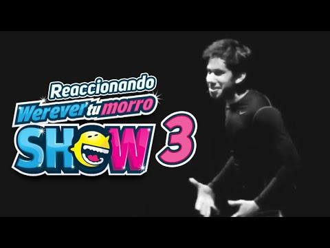 REACCIONANDO W2MSHOW 3: EL MOMENTO MÁS EMOTIVO