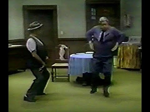 Two s with Jackie Gleason and Art Carney, 1978 & 1985