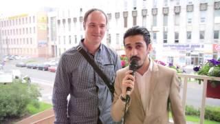 Юмористическое видео интервью #2