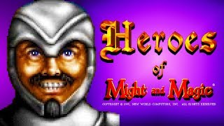 Heroes of Might and Magic 1 - Review