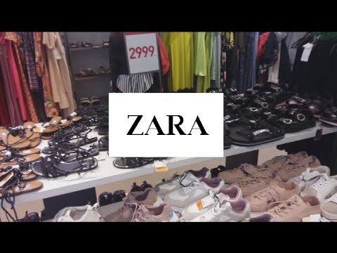 Шоппинг влог .Распродажа в #ZARA.Максимальные скидки/Что осталось ?