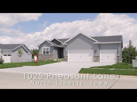 1025 Pheasant Lane, North Liberty Iowa - Skogman Homes | Cedar Rapids, IA