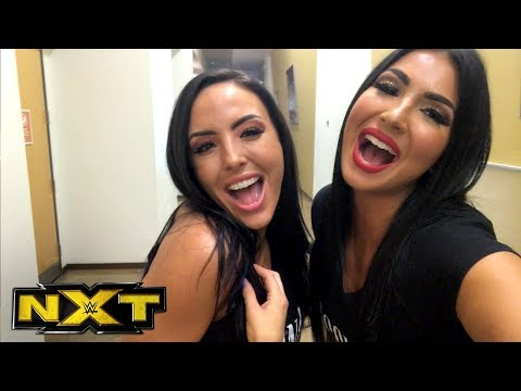Peyton Royce & Billie Kay make fun of Ruby Riot's tattoos and piercings: NXT Exclusive, Aug. 9, 2017