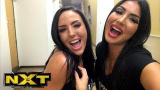 Peyton Royce & Billie Kay make fun of Ruby Riot's tattoos and piercings: NXT Exclusive, Aug. 9, 2017