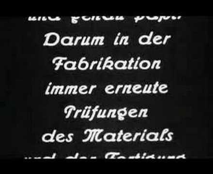 1936 DKW / Auto Union promotional film 10 of 10